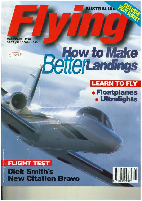 Australian Flying March/April 1998