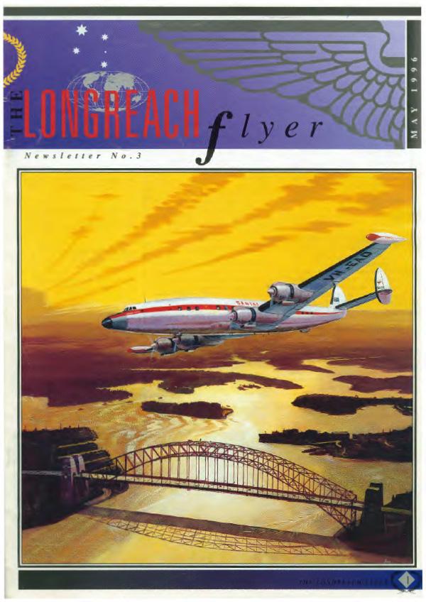 Longreach Flyer Newsletter No.3, May 1996