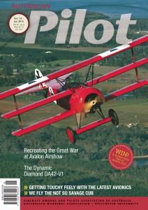 Aust Pilot Mag Cover1412