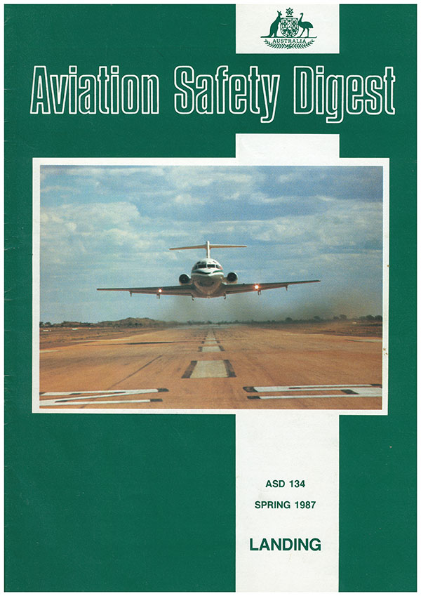 Aviation Safety Digest September 1987