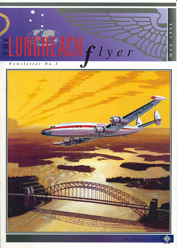 Longreach Flyer Newsletter 3 May 1996