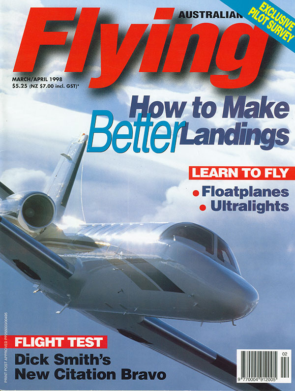 Australian Flying March/April 1998