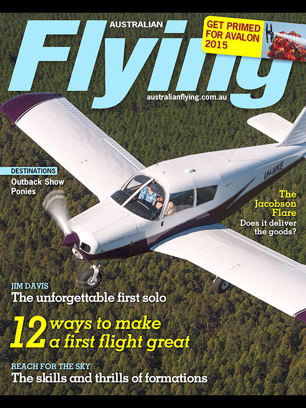 Australian Flying March/April 2015